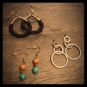 Bundle of earrings! 💗